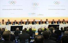 Tarptautinio olimpinio komiteto (IOC) Vykdomasis komitetas