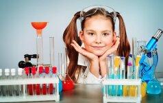 Kaip atpažinti gabų vaiką