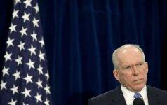 JAV Centrinės žvalgybos valdybos (CŽV) vadovas Johnas Brennanas