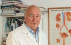 Urologas B. Dainys: kas lemia, kad vyras turi gerą spermą