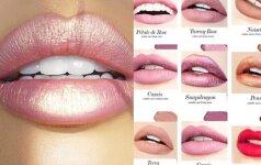 Pinterest sklando lūpų nuotrauka, dėl kurios merginos kraustosi iš proto