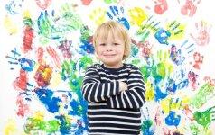 Kaip namuose pasigaminti natūralių dažų piešimui