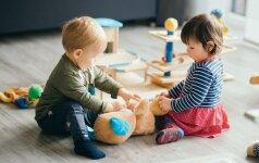 Apklausa: tėvai įvardino, kas svarbiausia geram vaikų darželiui
