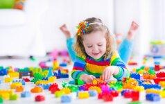 Patarimai, kad auginant vaikus namai atrodytų tvarkingai, o ne kaip po karo