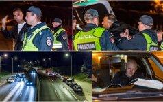 Ночной рейд в Вильнюсе: на что способны два виски