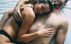 Santykiai geri, o seksas - ne... 5 būdai spręsti šią problemą