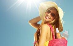 """""""inHair"""" ekspertai pataria: be kokių plaukams skirtų priemonių nuo saulės neapsieisite"""