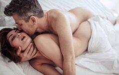 Tavo seksualumo testas: sužinok, ką naujo galėtum išbandyti