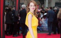 Emma Stone – jausminga romantikė, mėgstanti laužyti taisykles