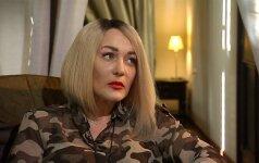 Džordana Butkutė: jei ne jis, jau būčiau negyva