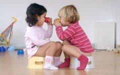 Vaikas ir naktipuodis: svarbūs patarimai