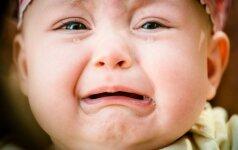 Jaudinantis VIDEO: netikėta vaiko reakcija į dainą