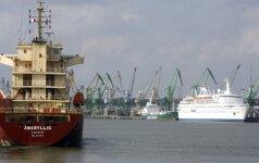 Прибыль Клайпедского порта выросла на треть