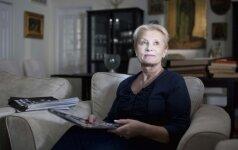 Vito Luckaus našlė Tatjana: tą tragišką naktį dar tikėjau, kad stebuklas gali įvykti...