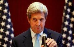 Керри надеется огласить план сотрудничества с РФ по Сирии в начале августа