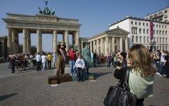 Опрос: Почти треть немцев - за референдум о выходе из Евросоюза