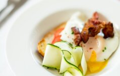 Pusryčiams – sveikas ir ypatingai sotus patiekalas