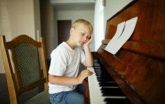 Kaip teisingiausia elgtis tėvams, jei vaikas nori mesti lankomą būrelį