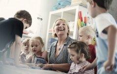 """Austėja Landsbergienė: """"Pedagogas yra ne darbas, o gyvenimo būdas"""""""