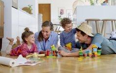 Ko mes galime pasimokyti iš skandinavų, kurie augina laimingiausius vaikus pasaulyje
