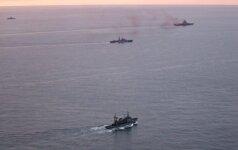 Западные СМИ потешаются над дымящим авианосцем России Адмирал Кузнецов