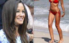 Kate Middleton sesuo Pippa parodė tobulą savo kūną