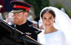 Štai kodėl princas Harry ir Meghan Markle turėjo grąžinti didžiąją dalį savo vestuvių dovanų