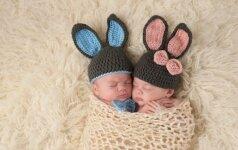 """Kaip """"užsiprogramuoti"""", kad gimtų dvynukai?"""