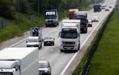 Эксперты Мирового экономического форума оценили качество дорог Литвы