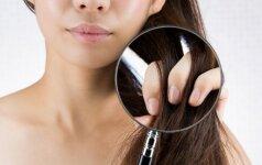 5 gudrybės padėsiančios atstatyti plaukus po vasaros
