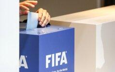 FIFA prezidento rinkimai