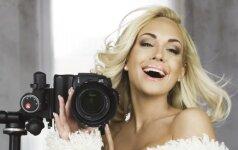 Oksana Pikul: geriausias moters draugas – ryškiai raudonas lūpdažis
