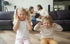 Konfliktai šeimoje: psichologė įvardija dvi didžiausias blogybes