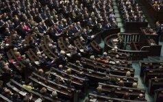 Lenkijos parlamentas
