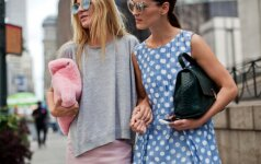 Atostogų garderobui įkvėpimo semtis galima ir iš kitų metų tendencijų