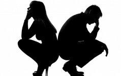 Nevaisingumo priežastys: neištikimybė ir viešieji tualetai?