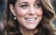 Ups... Princas Williamas išsidavė, ko laukiasi Kate Middleton