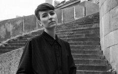 Dizainerė U. Martinaitytė: noriu kurti drabužius, kuriuos ir pati dėvėčiau, ir kitus matyčiau dėvint