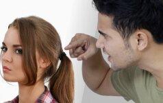 Vyro manipuliacijos įkaitė: kai reikia rinktis tarp laisvės ir meilės