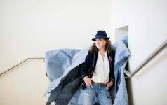 Dizainerė Jolanta Talaikytė: mūsų vyresnio amžiaus moterys rizikuoja nusisendinti