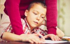 Kaip vaikas jaučiasi mokykloje: 25 klausimai tėvams