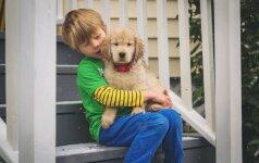 Didžiausia baimė, kurią jaučia vaikas: ne, tai ne fizinis skausmas ar smurtas