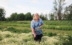 Rusnės ragana vadinama Valentina: žmones baugina tie, kurie išmano žolynų galias