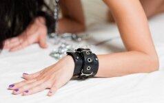 BDSM - sadistiniai žaidimai lovoje. Kada tai - iškrypimas, o kada – norma