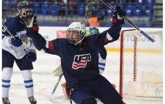 Американцы вернули звание сильнейших в юниорском хоккее