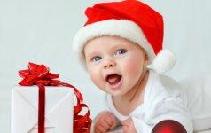 Pirmosios kūdikio Kalėdos: svarbūs patarimai tėvams