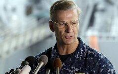 Вице-адмирал Окоин уволен из ВМС США после аварии с эсминцем