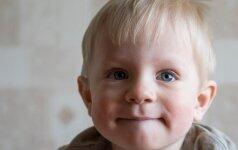 Kai vaikui sukanka treji metai, nutinka kai kas svarbaus