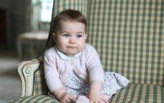 Parodė, kaip šiandien atrodo princesė Charlotte (FOTO)