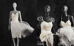 Vestuvinių suknelių prabangą lemia harmonija ir subtilumas